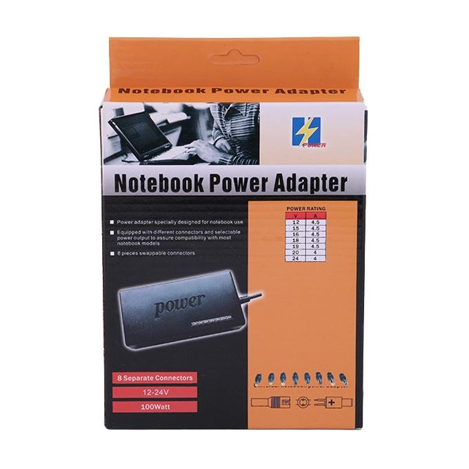 Notebook Power Adapter - Black