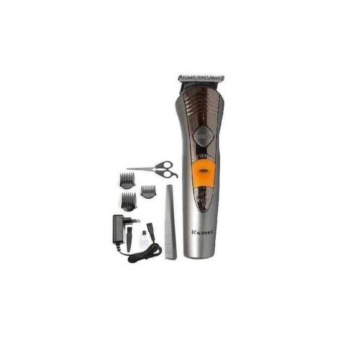 Rechargeable Turbo Trimmer - Silver
