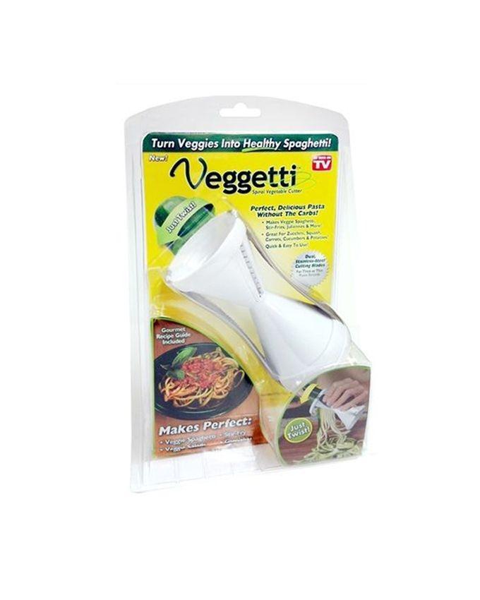 Veggetti Spiral Vegetable Cutter - White