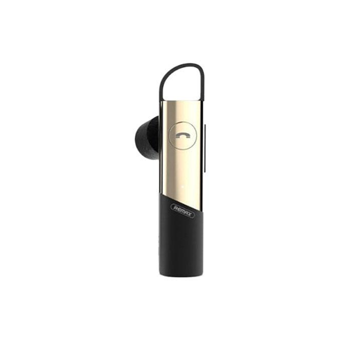 RB-T15 Wireless Bluetooth Headset - Golden and Black