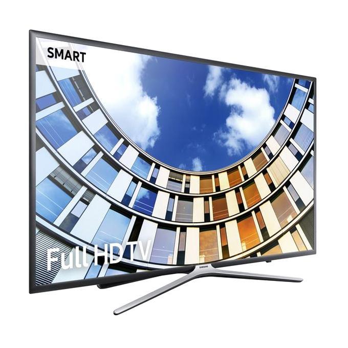 43'' M5500 Full HD Smart TV - Black