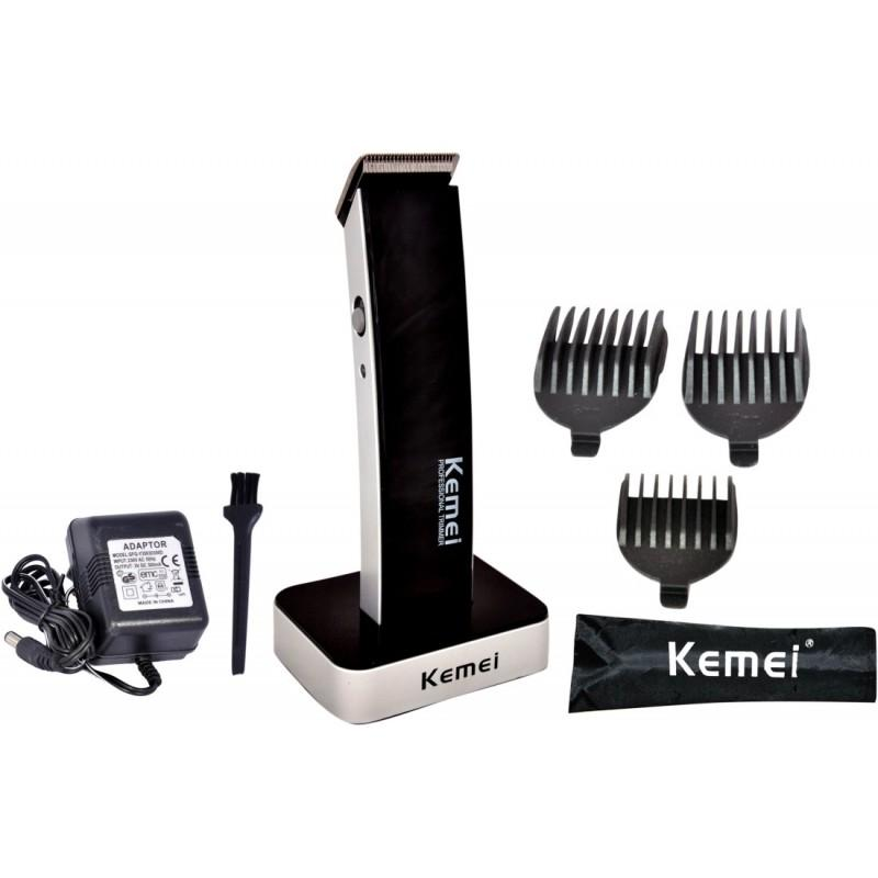 KM-619 Trimmer - Black