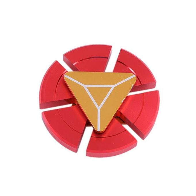 Fidget Spinner Stress Reducer Toy - Red
