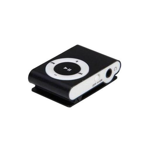 Mini Digital Mp3 Player - Black