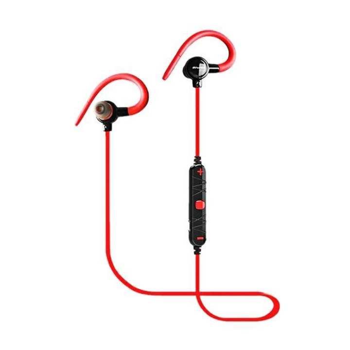 Bluetooth Headphone - A620BL - Red