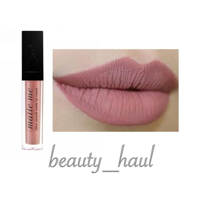 MakeUP Matte Me Lip Gloss - Birthday Suit Nude