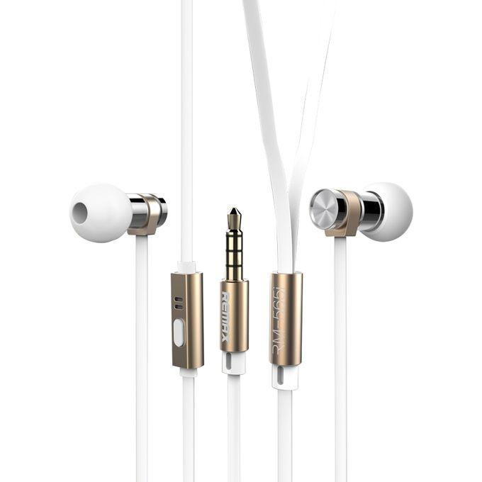 RM-565i In-Ear Earphone - White