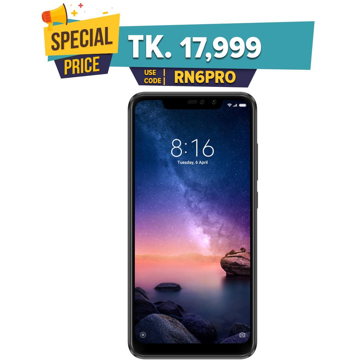 Xiaomi Mobile Phone In Bangladesh At Best Price Redmi 4x 2gb 16gb Gold Note 6 Pro Smartphone 626 Front Camera 20mp 2mp
