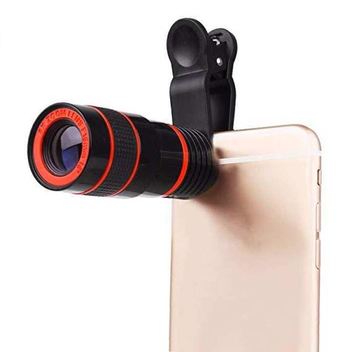 8X Universal Optical Zoom Lens 12X Zoom Lens