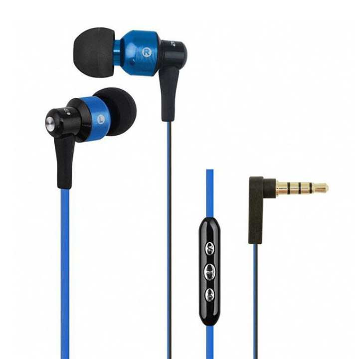 ES 55Vi In-Ear Earphone - Blue