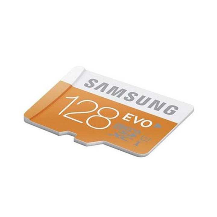 128GB Class 10 Mircro SD Card - Black