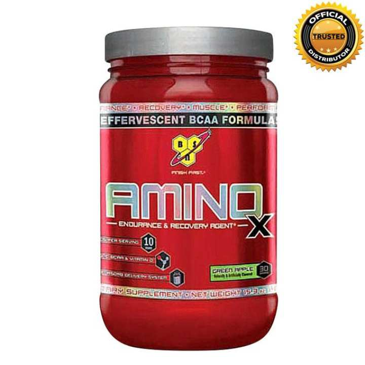 Amino X™ - Green Apple