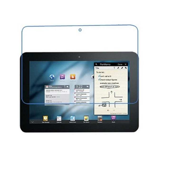 Galaxy Tab 8 P7300 Screen Protector - Transparent