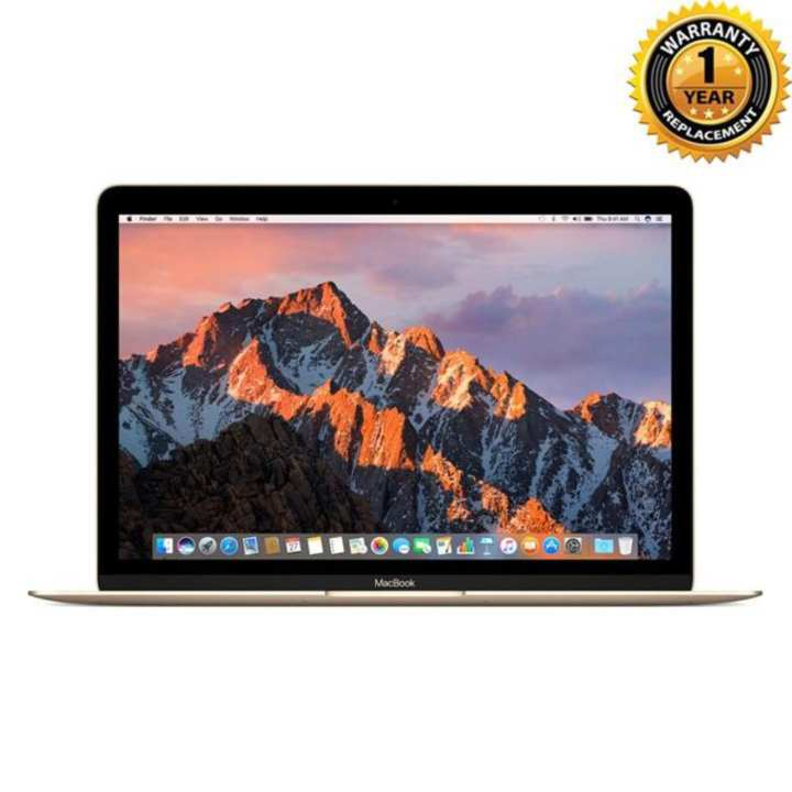 "MacBook MNYL2ZP/A - Dual-Core Intel Core i5 - 8GB RAM - 512GB SSD - Intel HD Graphics 6000 - 12"" - Laptop - Gold"
