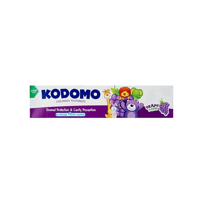 Grape Flavor Toothpaste For Baby - 40gm