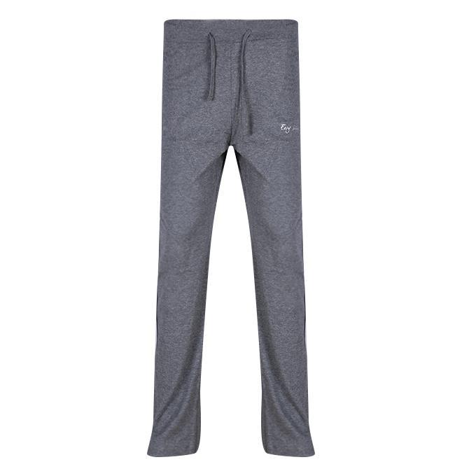 Dark Gray Twill Trouser For Women