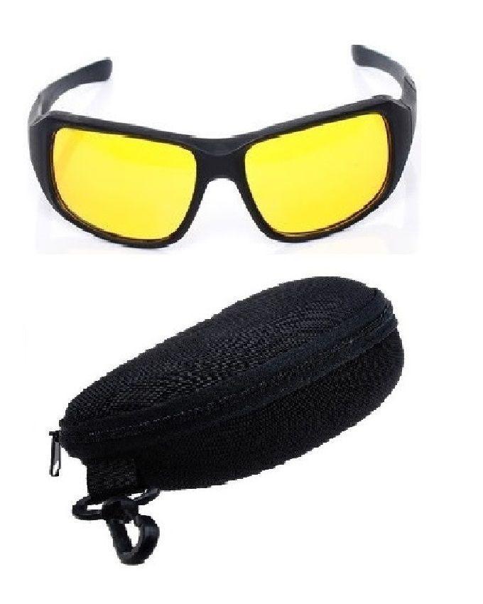Night Vision Sunglasses - Yellow