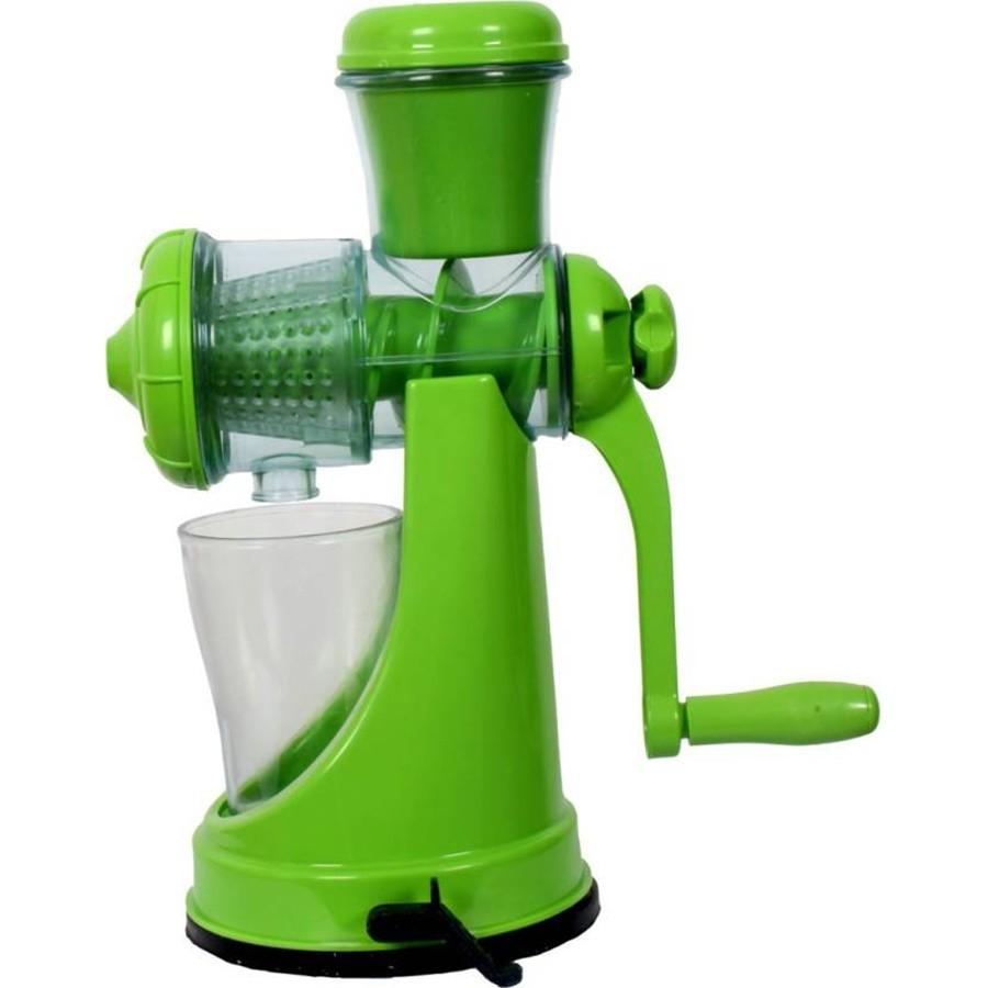 Apex Fruits and Vegetable Hand Juicer - Green