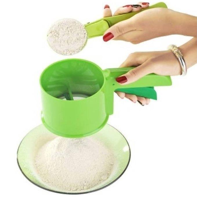 Flour Sifter - Green