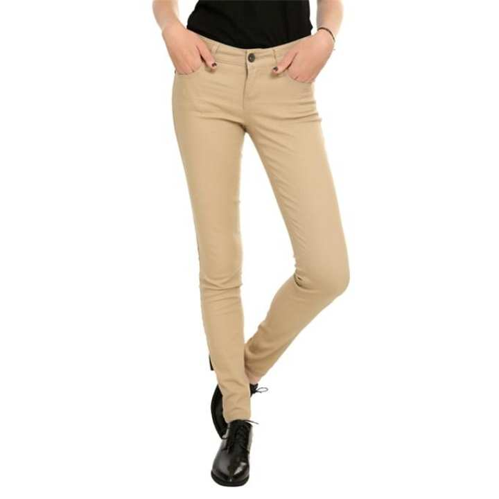 Wheat Denim Jeans for Women
