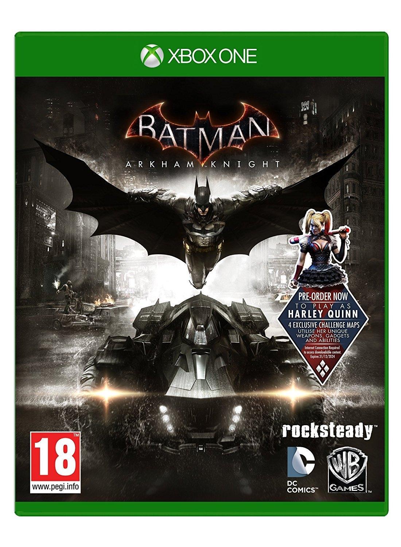 Batman: Arkham Knight Gaming CD for Xbox One
