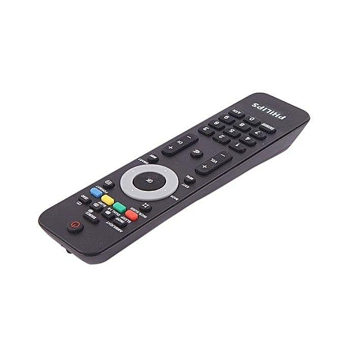 Philips LCD/LED Smart TV Remote - Black