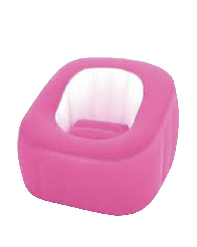 Inflatable Modern Sofa Furniture For Living Room - Pink