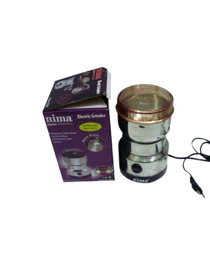 Nima Electric Grinder - NM-8300 - Silver