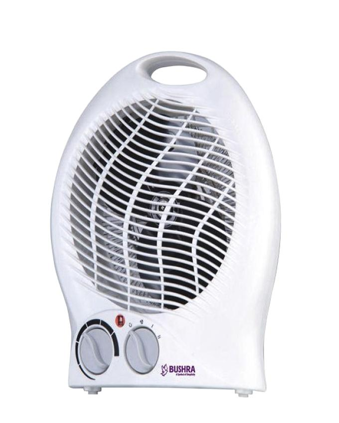 Room Heater - ACB-02 Bushra 2000W - White