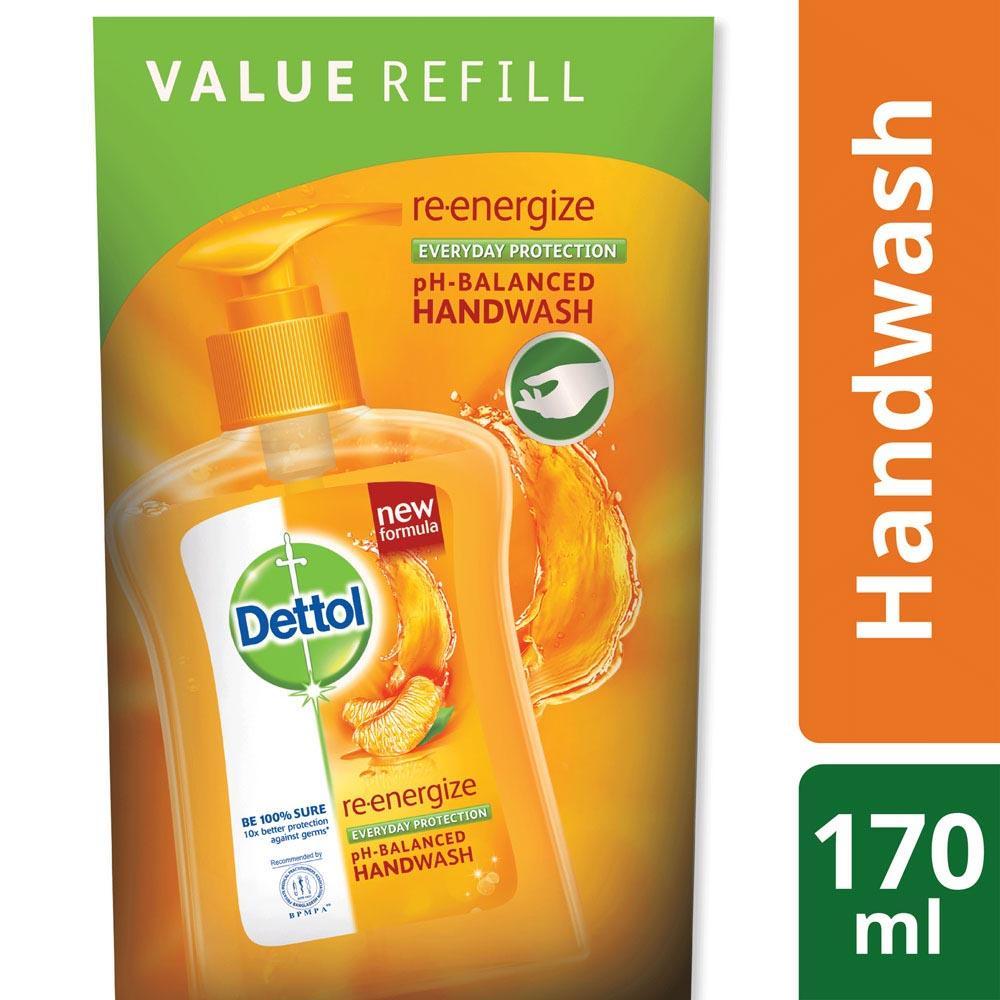 Hand Washes And Sanitizers Buy At Best Dettol Sanitizer Original 50 Ml 4 Pcs Handwash Re Energize 170ml Liquid Soap Refill