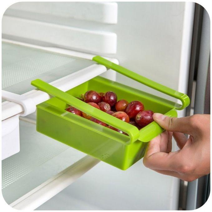 Refrigerator Multi-Functional Storage Box - Green