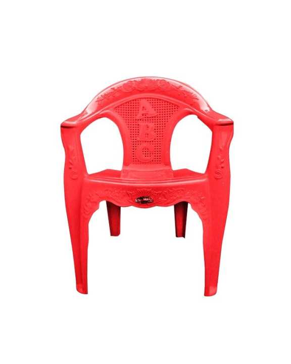 HF1-01 Plastic Baby Chair - Red