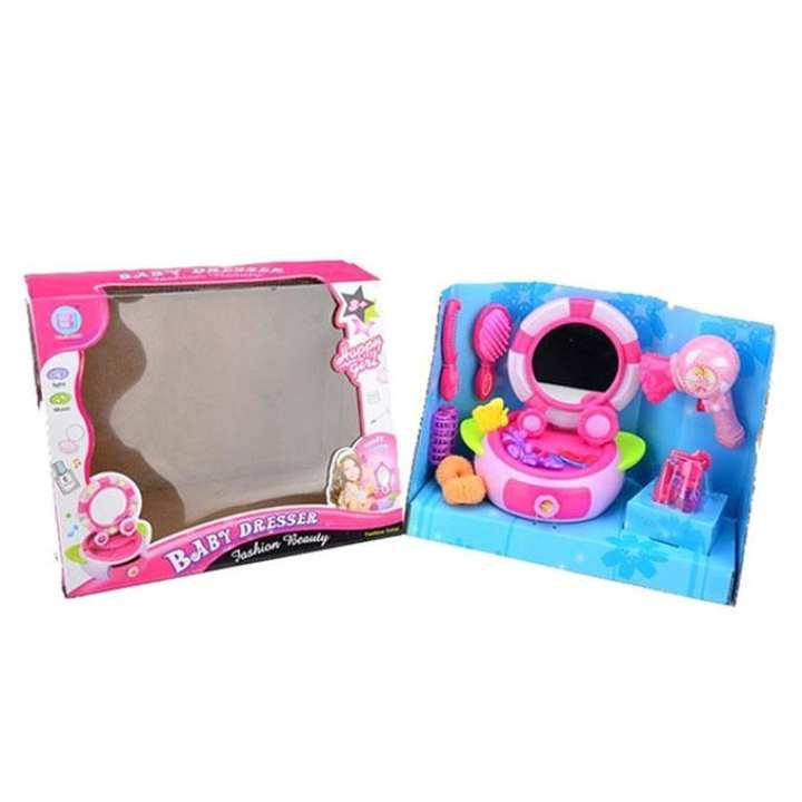 Baby Dresser - Pink