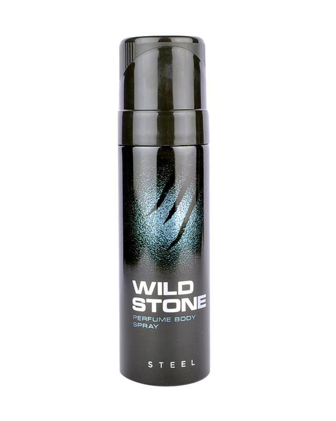 Steel Parfum Body Spray - 120ml