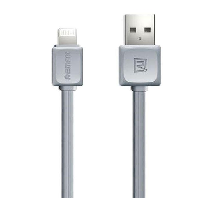 RC-008M Data Cable for iPhone - Grey