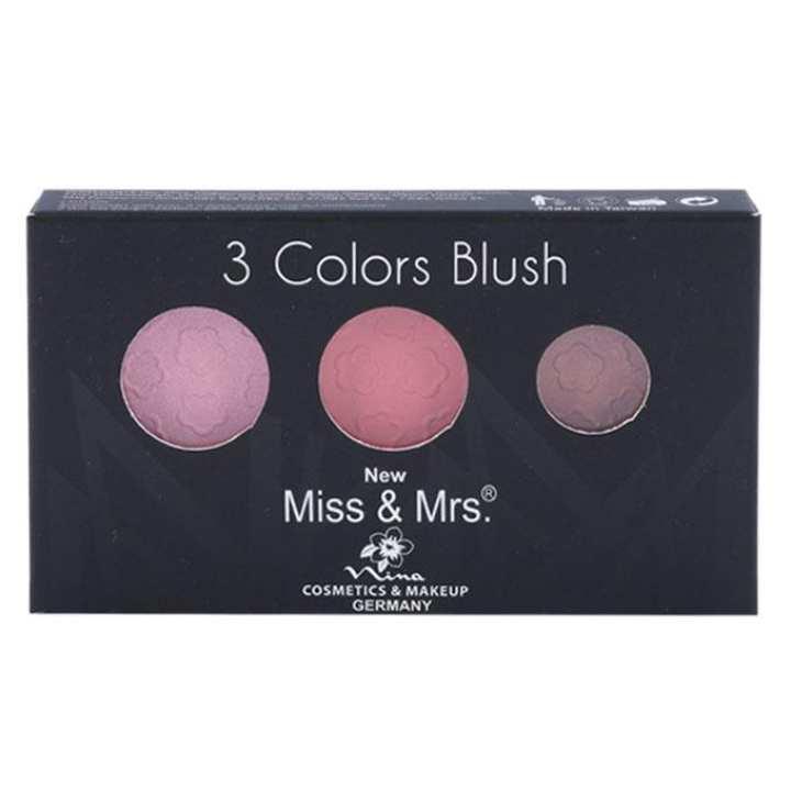 3 Shade Blush - 6.9g