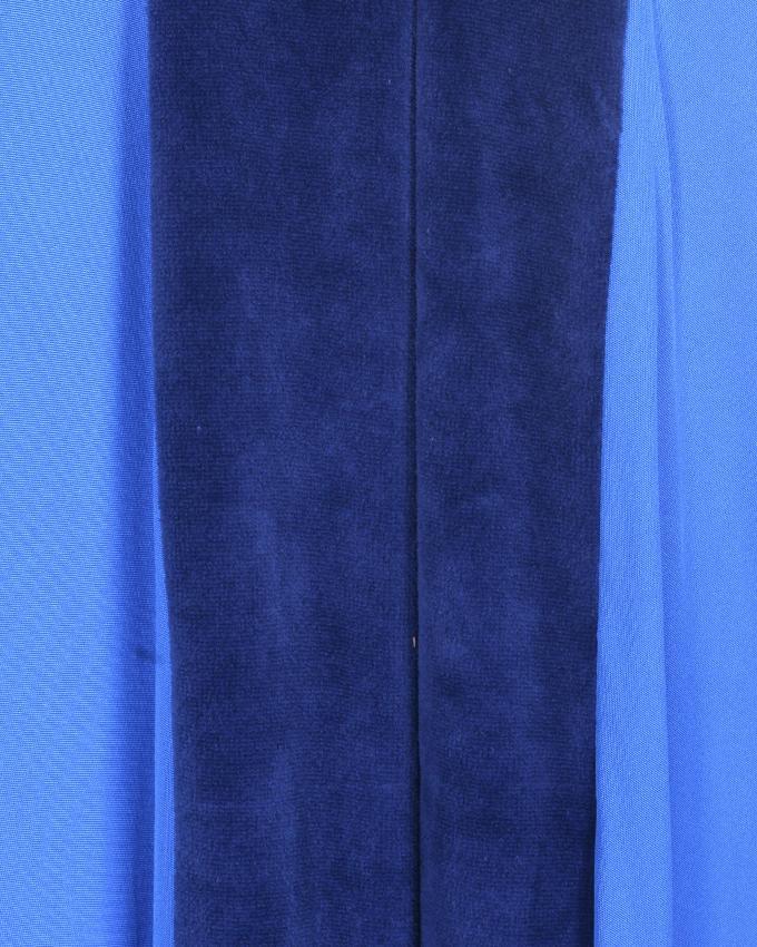 Spandex Long Sleeve Abaya - Turquoise