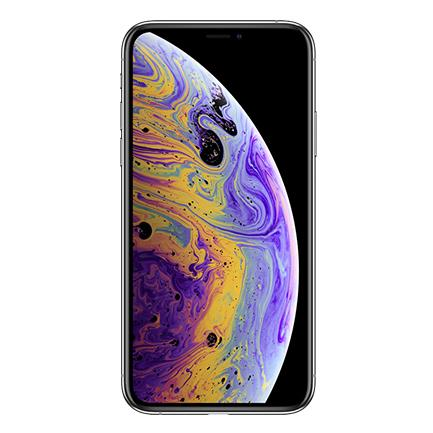 Apple iPhone Xs - Smartphone - 5.8 - 4GB RAM - 512GB ROM - Dual 12MP Camera - Silver