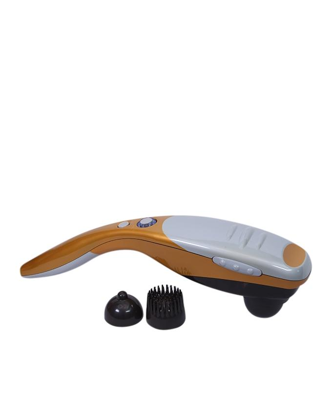 ZL-288 Dolphin Full Body Massager - Golden