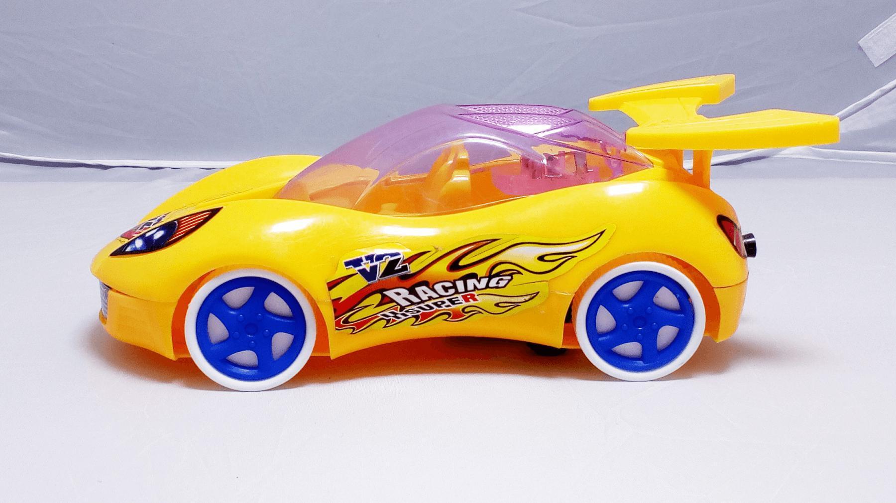 Tvcgarena Buy At Best Price In Bangladesh Daraz Garena 500000 Plastic Toy Car With Light Yellow