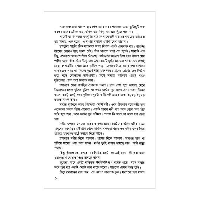 ভুতটা: ইমদাদুল হক মিলন