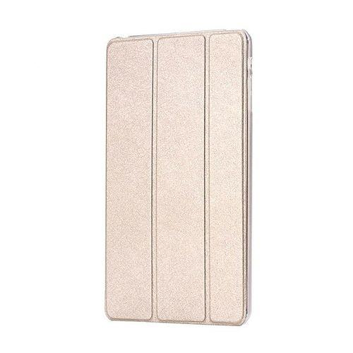 Smart Leather Case Flip Cover for ipad Mini 3 - Gold