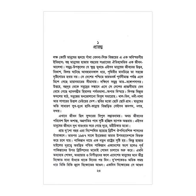 লক্ষ প্রানের বিনিময়ে: রফিকুল ইসলাম, বীর উত্তম
