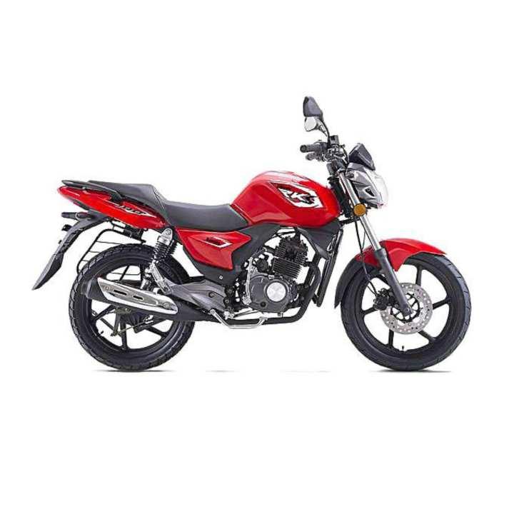 RKS 100 V3 Motorcycle - Red