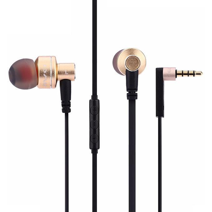 ES 10TY Noise Isolation In-ear Earphone – Gold