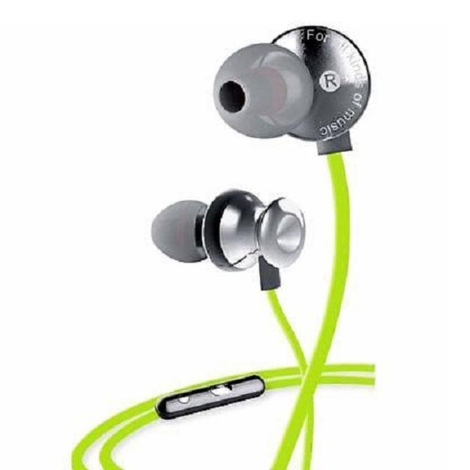 S980Hi In Ear Earphone - Silver