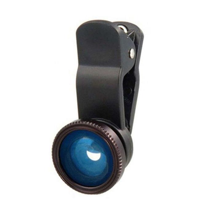 Selfie Camera Lens -Black