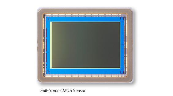 30.4 MP Full-Frame Sensor