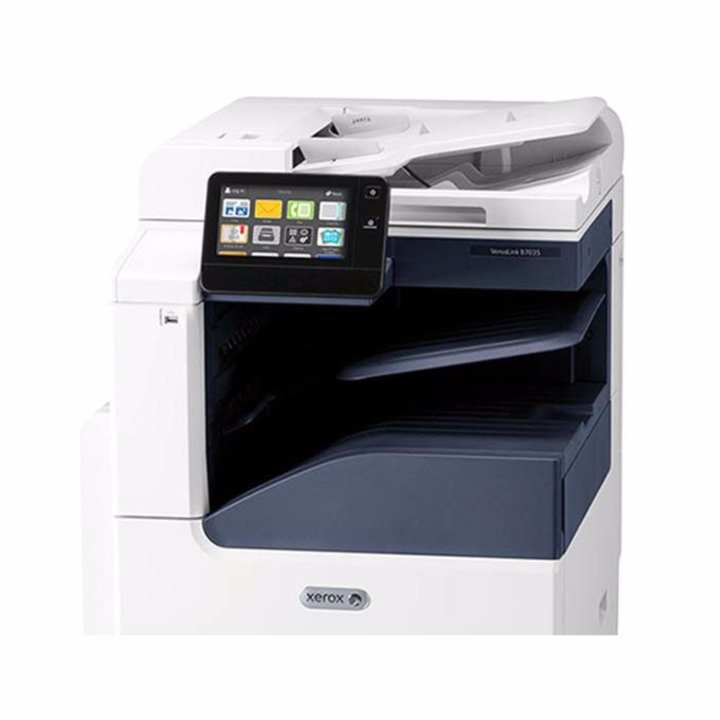 Versalink B 7025 - Multifunctional Printer with DADF and Wheel Stand - White