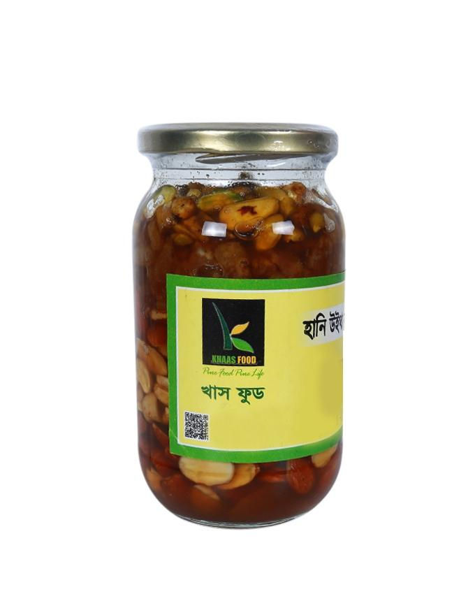 Honey with Nuts - 500 gm